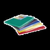 彩色菜板(绿、棕、蓝、黄、红) -彩色菜板(绿、棕、蓝、黄、红)