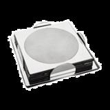 四片角座方形杯垫 -DF-C03