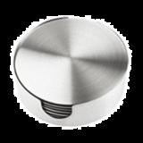 八片椭圆形杯垫 -DF-C01