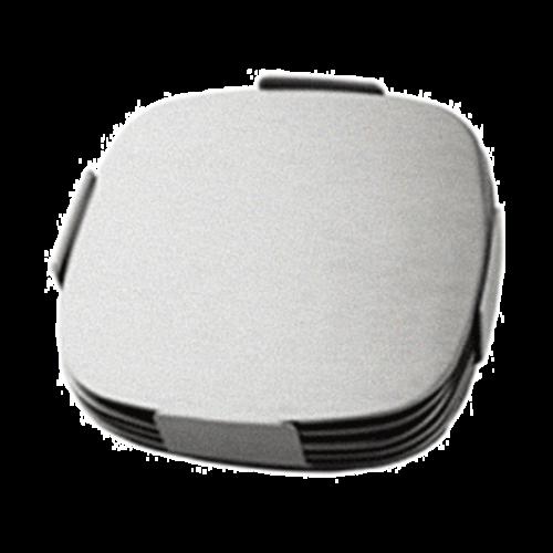 四拆角椭圆形杯垫-DF-C05