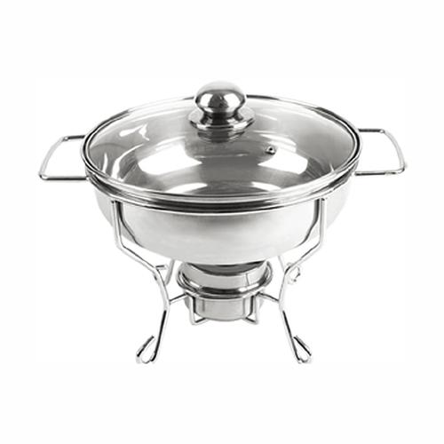 圆形不锈钢餐炉-805