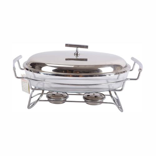 玻璃椭圆餐炉-0905