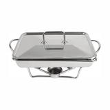 不锈钢方形鱼炉 -JLX-YL014