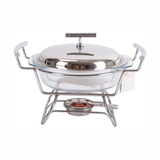 玻璃圆形餐炉 -0903