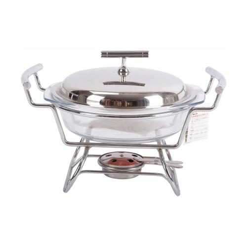 玻璃圆形餐炉-0903