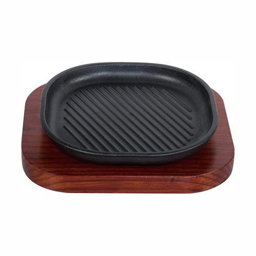美洲煎饼 配 红木板 - MZJP_-HM