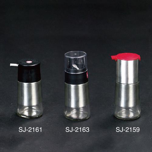 304不锈钢玻璃油壶-SJ-2159/SJ-2161/SJ-2163