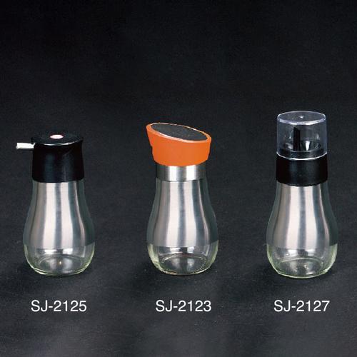玻璃油壶-SJ-2123/SJ-2125/SJ-2127