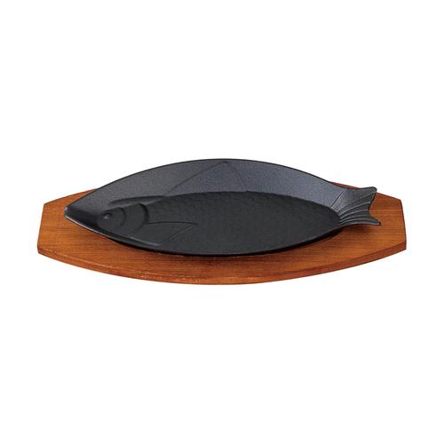 浅珍珠鱼 配 红板-QZZY-HM