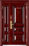 9CM甲级安全门 -T9-5金城子母门