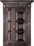 精雕铜门 -JYD-T-861正太安和