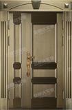 精雕铜门 -JYD-T-851领尚银都