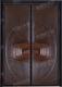 精雕铜门-JYD-T-801紫气东来