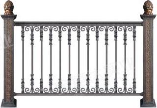栏栅-栏栅-017
