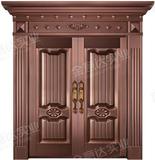 精雕铜门 -JYD-T-832和枫雅居