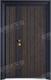 装甲铸铝门-JYD-Z-137贝尔