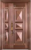 精雕铜门 -JYD-T-862盛世奇景