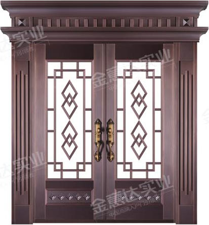精雕铜门-JYD-T-879百世华府