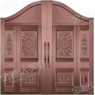 庭院门-庭院门-23(铜艺)