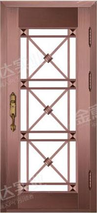 精雕銅門-JYD-T-885至尊天下