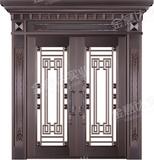 精雕铜门 -JYD-T-872盛世华庭