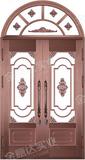 精雕铜门 -JYD-T-875春回大地