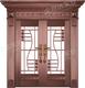 精雕铜门-JYD-T-878千姿百态