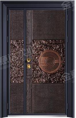 装甲铸铝门-JYD-Z-138里约
