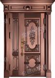 精雕铜门 -JYD-T-855贵族世家