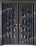 装甲铸铝门 -JYD-Z-117波兰