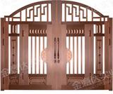 庭院門 -庭院門-20(銅藝)