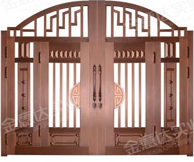 庭院门-庭院门-20(铜艺)