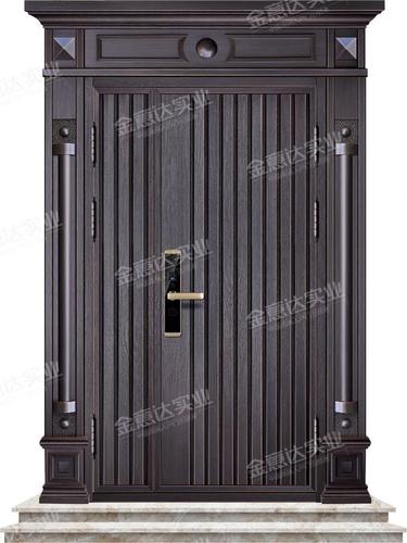 精雕铜门-JYD-T-850雅韵高仕