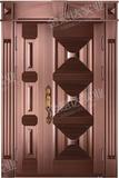 精雕铜门 -JYD-T-852龙庭一品