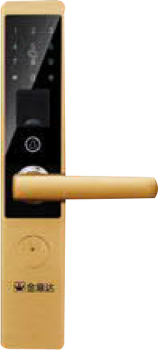 拉手-指纹密码锁x3