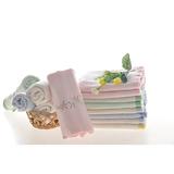 新型竹纤维缎档毛巾 -2513-77(1)