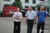 丽水市政协副主席丁绍雄一行莅临我司参观指导工作