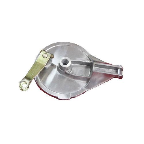 后制动毂盖组合-DY125-2A-rear-Brake-Assembly