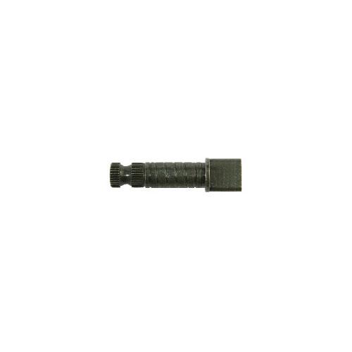 花键轴-spline-shaft