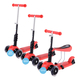 三合一滑板车-3IN1冲浪式滑板车