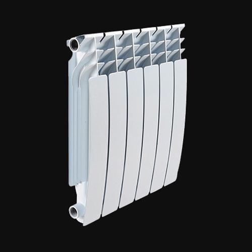 高压铸铝散热器 QAA-500