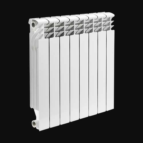 High Pressure Cast Aluminum Radiator