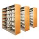 木护板贴面式书架(两节型)