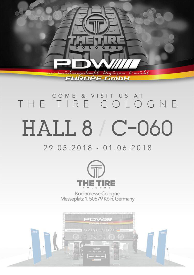2018 The tyre cologne