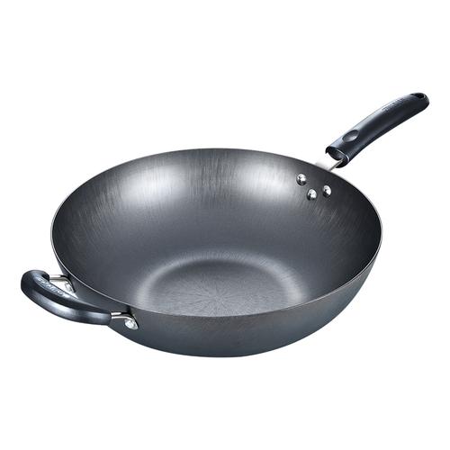 传统精铁锅-