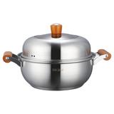 奥罗拉不锈钢蒸锅-KG214726