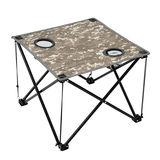 便携式户外折叠桌 -展开尺寸46*46*38cm