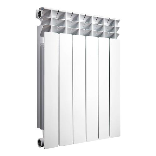 LS-QS系列 钢芯高压铸铝散热器-LS-QS600/85-2