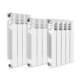 高压铸铝散热器-LSQF系列