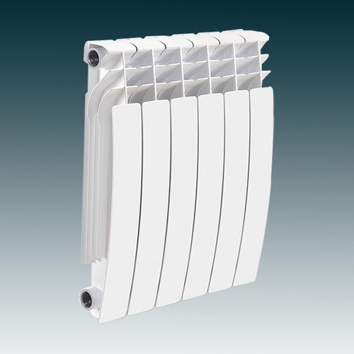 纯铝合金高压铸铝散热器-LS-IG500/100-2